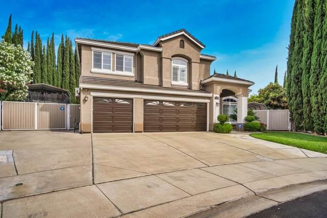 1172 Silver Brook Place, Manteca, CA 95337 (MLS #221068697) :: Heather Barrios
