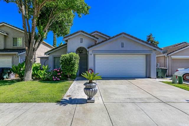 542 Carol Louise Lane, Tracy, CA 95376 (#221068801) :: Rapisarda Real Estate