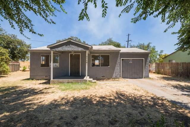 2146 Report Avenue, Stockton, CA 95205 (MLS #221068907) :: The Merlino Home Team