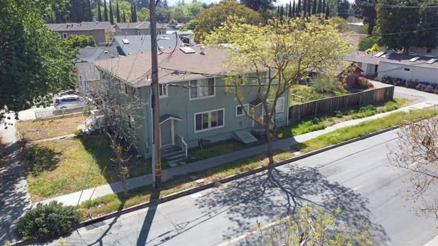1327 Villa Street, Mountain View, CA 94041 (MLS #221069023) :: Heather Barrios