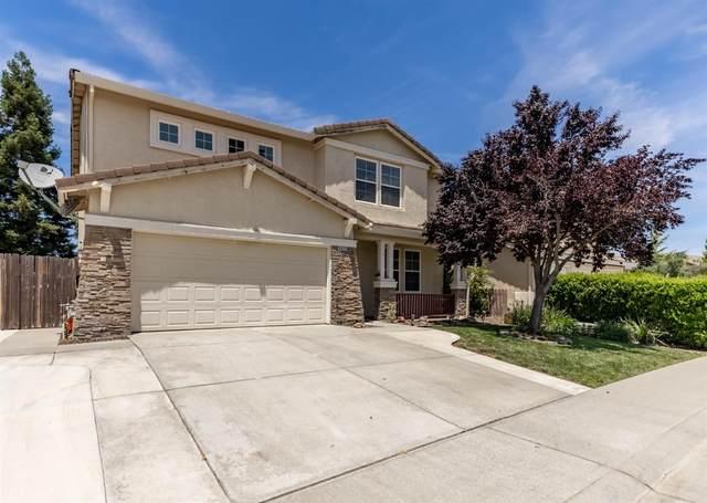 8650 Tegea Way, Elk Grove, CA 95624 (MLS #221069492) :: Heather Barrios