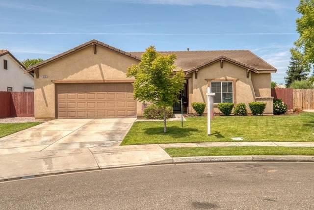 5731 Miwok Way, Riverbank, CA 95367 (#221069638) :: Rapisarda Real Estate