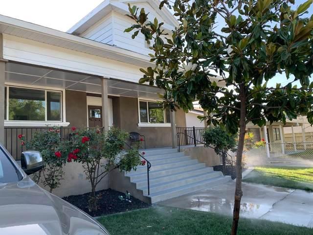 1421 N Monroe Street, Stockton, CA 95203 (MLS #221069762) :: Heather Barrios