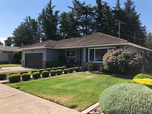 536 Saint Claire Drive, Lodi, CA 95240 (MLS #221070004) :: The Merlino Home Team