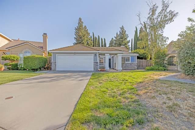 5505 Sun Dial Court, Salida, CA 95368 (MLS #221070455) :: Keller Williams - The Rachel Adams Lee Group