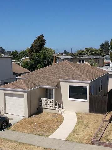 453 36th Street, Richmond, CA 94805 (MLS #221070489) :: The Merlino Home Team