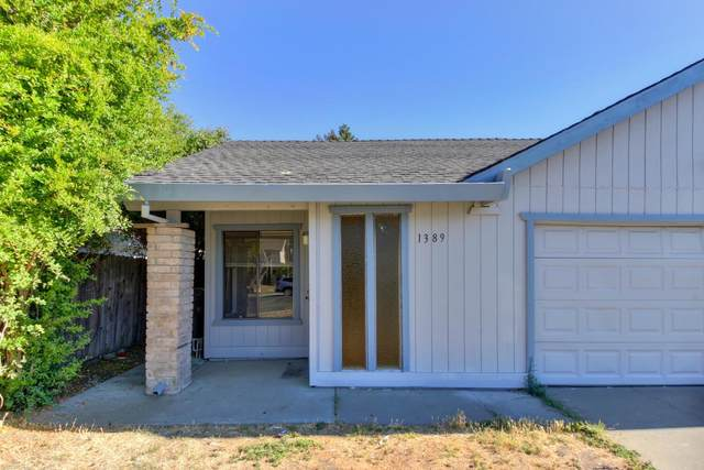1389 Eaglerock Place, Woodland, CA 95776 (MLS #221070492) :: Live Play Real Estate | Sacramento