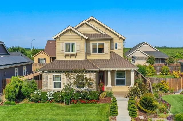1768 Flagstone Drive, Ripon, CA 95366 (MLS #221070588) :: Heather Barrios