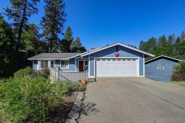 129 Celesta Drive, Grass Valley, CA 95945 (MLS #221070662) :: The Merlino Home Team