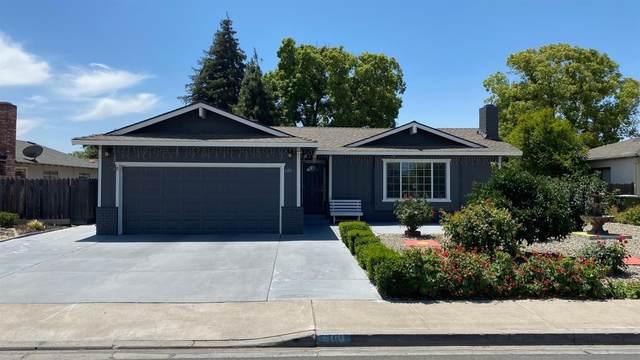 600 W Tuolumne Road, Turlock, CA 95382 (MLS #221071235) :: The MacDonald Group at PMZ Real Estate