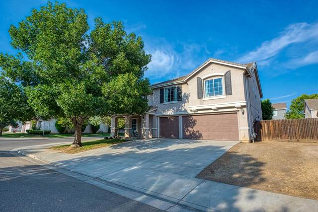 144 Dowitcher Drive, Patterson, CA 95363 (MLS #221071236) :: Heather Barrios