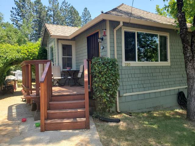 120 S Foresthill Street, Colfax, CA 95713 (MLS #221071286) :: Heather Barrios