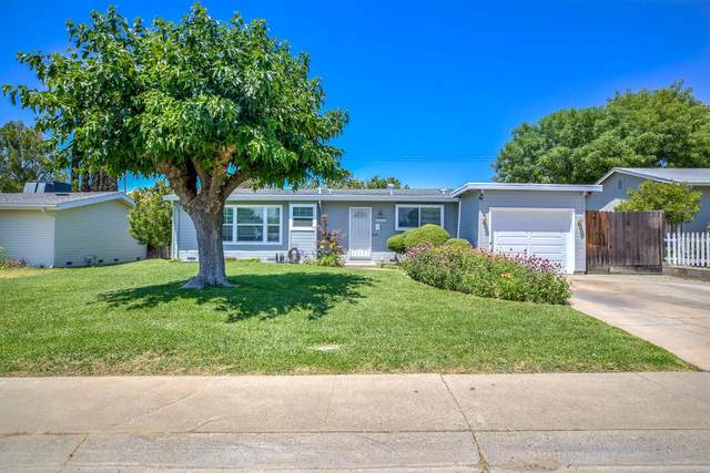 5621 Saint Claire Way, Citrus Heights, CA 95621 (MLS #221071379) :: Keller Williams - The Rachel Adams Lee Group