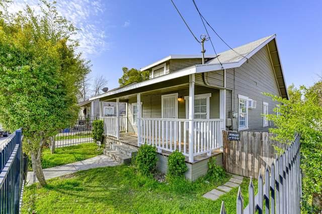 3018 44th Street, Sacramento, CA 95817 (MLS #221071737) :: Keller Williams - The Rachel Adams Lee Group