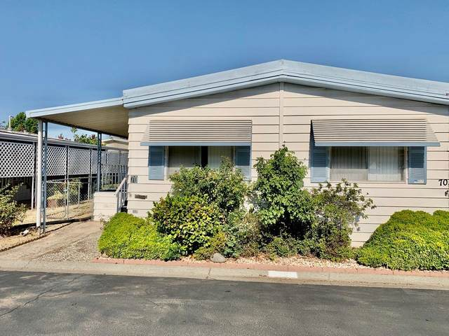 70 Lora Way, Roseville, CA 95661 (#221071899) :: Rapisarda Real Estate