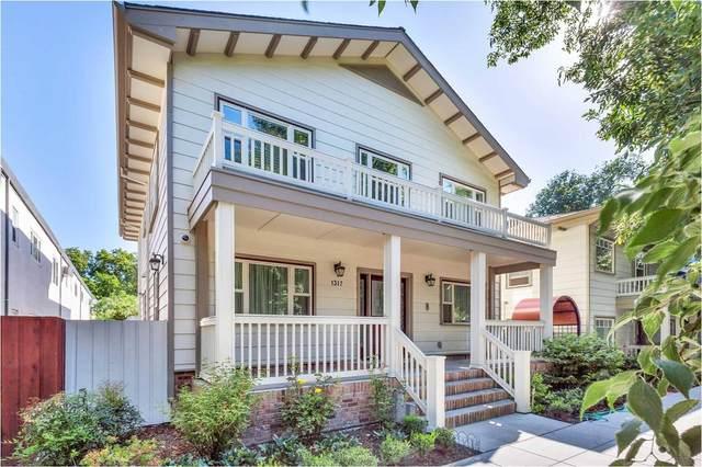 1321 G Street, Sacramento, CA 95814 (#221071956) :: Rapisarda Real Estate