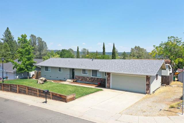 115 Cypress Hill Drive, Grass Valley, CA 95945 (MLS #221072024) :: The Merlino Home Team