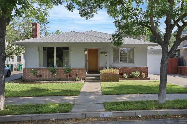309 Chestnut Street, Lodi, CA 95240 (MLS #221072091) :: The Merlino Home Team