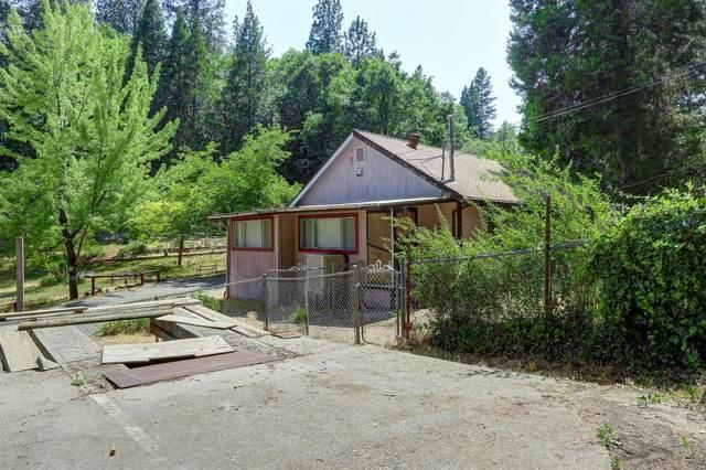 587 Glenwood Road, Grass Valley, CA 95945 (MLS #221072140) :: The Merlino Home Team