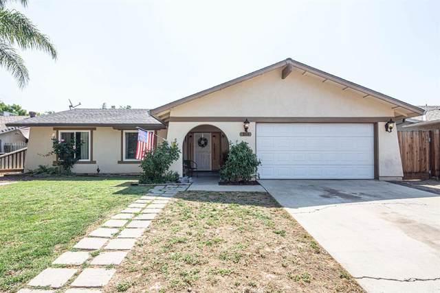 108 Hubert Drive, Modesto, CA 95354 (MLS #221072443) :: Heather Barrios