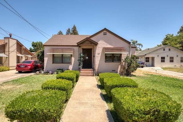 367 School Avenue, Oakdale, CA 95361 (MLS #221072835) :: Keller Williams - The Rachel Adams Lee Group