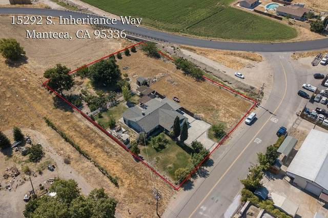 15292 S Inheritance Way, Manteca, CA 95336 (MLS #221072853) :: REMAX Executive