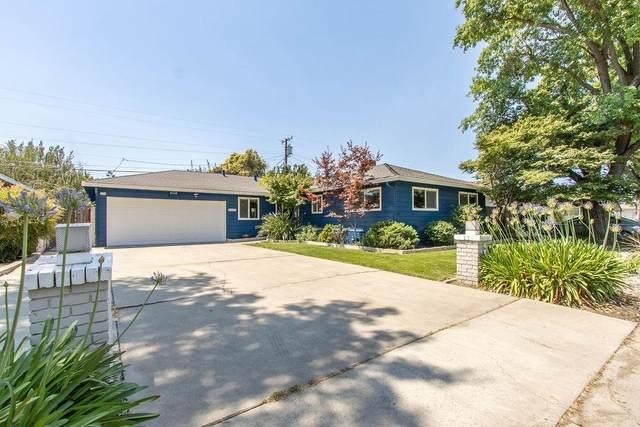 1418 Louise Avenue, Modesto, CA 95350 (MLS #221073529) :: Heather Barrios