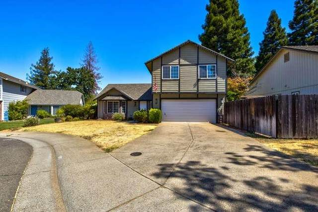 9343 Rolling Glen Court, Orangevale, CA 95662 (MLS #221073655) :: The Merlino Home Team