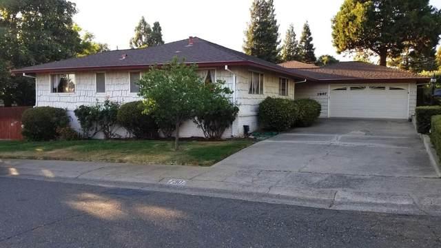 7307 Nob Hill Drive, Carmichael, CA 95608 (MLS #221073699) :: The Merlino Home Team