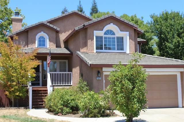 1521 Verbena Way, Roseville, CA 95747 (MLS #221073863) :: Live Play Real Estate   Sacramento