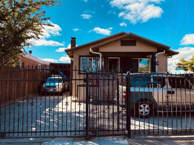 1729 Church Street, Oakland, CA 94621 (MLS #221073894) :: Live Play Real Estate | Sacramento