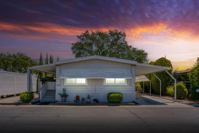 7504 Scaup Lane #136, Citrus Heights, CA 95621 (MLS #221073993) :: Live Play Real Estate | Sacramento