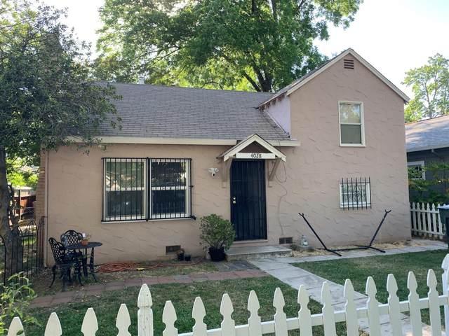 4028 52nd Street, Sacramento, CA 95820 (MLS #221074055) :: The Merlino Home Team