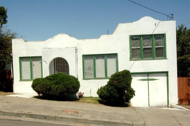 3473 Birdsall Avenue, Oakland, CA 94619 (MLS #221074544) :: REMAX Executive