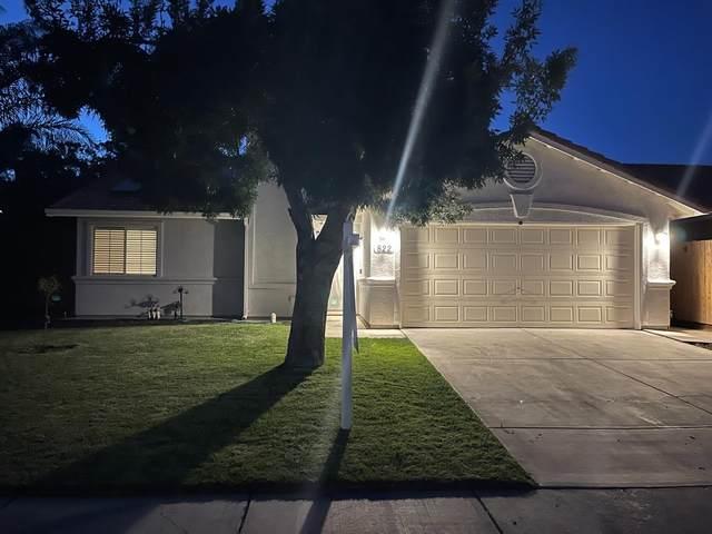 822 Friguglietti Ave, Los Banos, CA 93635 (MLS #221074689) :: REMAX Executive