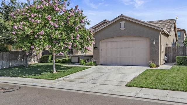 1061 Hickory Hollow Street, Manteca, CA 95336 (MLS #221075994) :: The Merlino Home Team