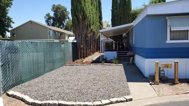 150 Leisureville Circle, Woodland, CA 95776 (MLS #221076025) :: Heather Barrios