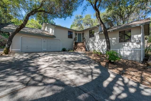 3172 Granada Drive, Cameron Park, CA 95682 (MLS #221076148) :: The Merlino Home Team