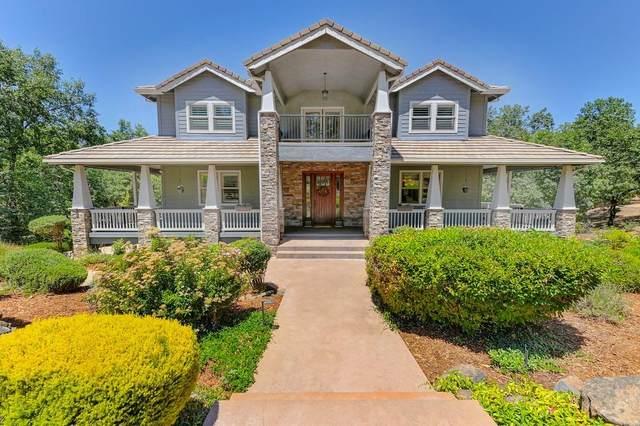 5111 Bella Vista Circle, Foresthill, CA 95631 (MLS #221077371) :: Keller Williams Realty