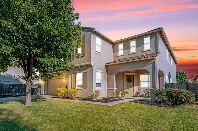 10349 Graciosa Way, Elk Grove, CA 95757 (MLS #221077656) :: eXp Realty of California Inc