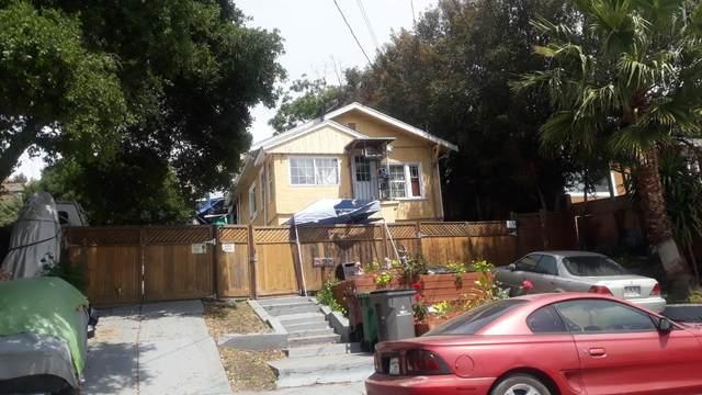 9824 Lawlor Street, Oakland, CA 94605 (MLS #221078973) :: The Merlino Home Team