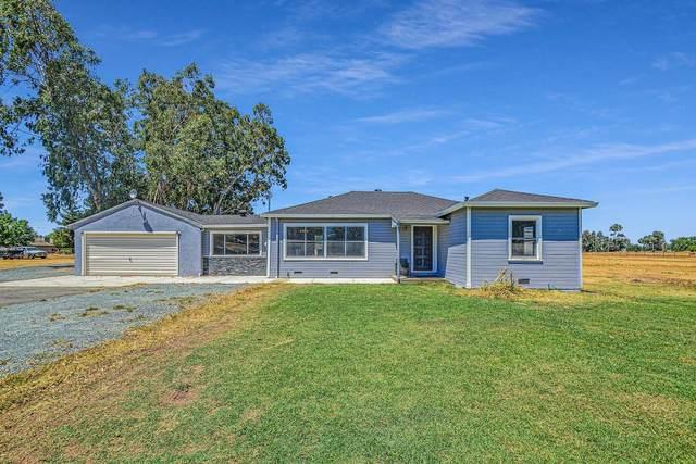 9860 Tavernor Road, Wilton, CA 95693 (MLS #221079395) :: Keller Williams Realty