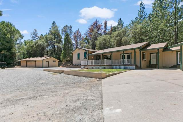 4340 Canyon Valley Road, Diamond Springs, CA 95619 (MLS #221080370) :: Keller Williams Realty