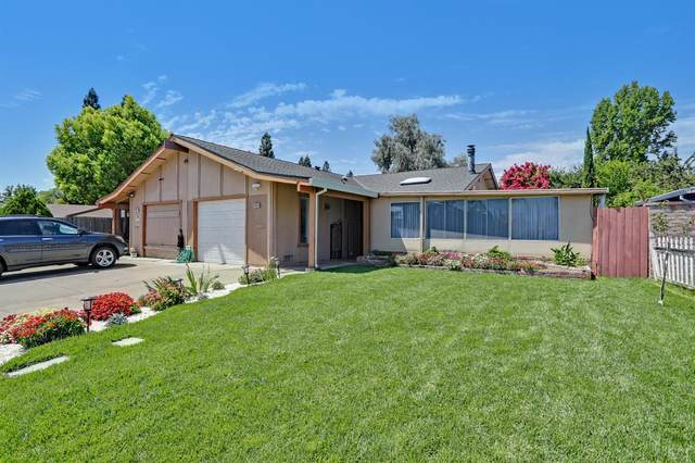 6006 Shupe Drive, Citrus Heights, CA 95621 (MLS #221080566) :: The Merlino Home Team