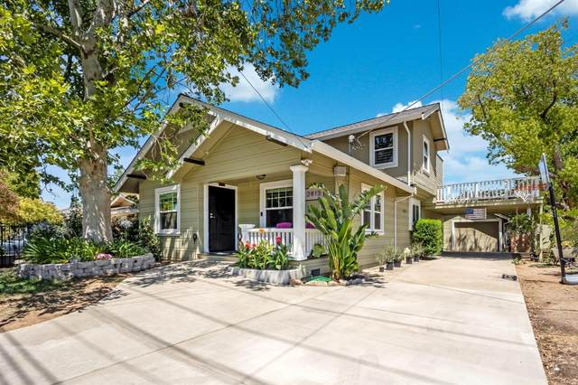 2813 57th Street, Sacramento, CA 95817 (MLS #221080577) :: 3 Step Realty Group