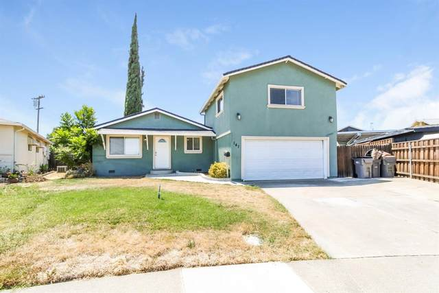147 Lassen Place, Woodland, CA 95695 (MLS #221082944) :: Heidi Phong Real Estate Team