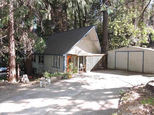 16045 Banner Quaker Hill Road, Nevada City, CA 95959 (MLS #221083440) :: The Merlino Home Team