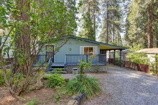 5766 Pony Express Trail #28, Pollock Pines, CA 95726 (MLS #221084238) :: Keller Williams Realty