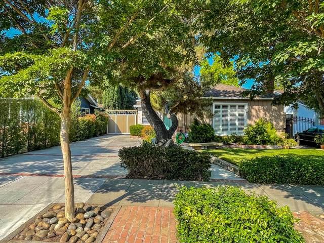 673 S 13th Street, San Jose, CA 95112 (MLS #221084435) :: eXp Realty of California Inc