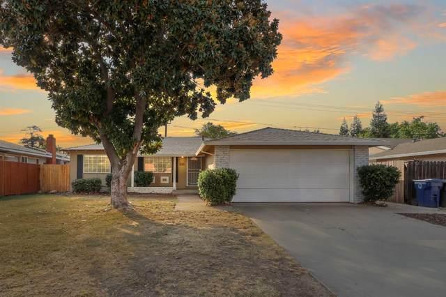 2291 Zinfandel Drive, Rancho Cordova, CA 95670 (MLS #221084530) :: Heidi Phong Real Estate Team